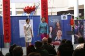 民族服装Show on Stage