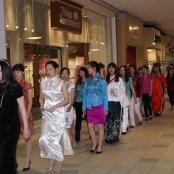 民族服装Show