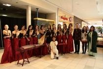 女子民乐团成员